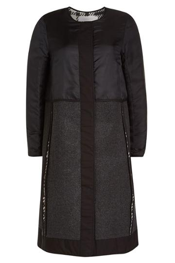 See By Chloé See By Chloé Coat With Wool