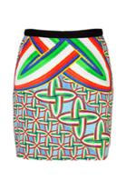 Peter Pilotto Peter Pilotto Hayley Skirt - Multicolor