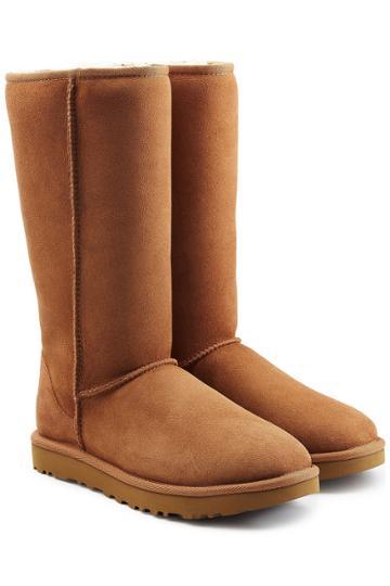 Ugg Ugg Classic Ii Tall Suede Boots