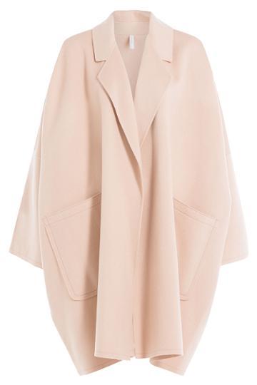 Helmut Lang Helmut Lang Wool Coat - Pink