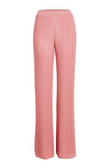 Missoni Missoni Wide-leg Pants With Wool