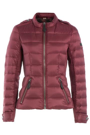 Burberry Brit Burberry Brit Quilted Jacket - Red