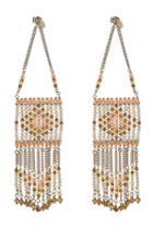 Valentino Valentino Bead Embellished Earrings