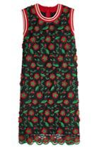 Anna Sui Anna Sui Embroidered Shift Dress
