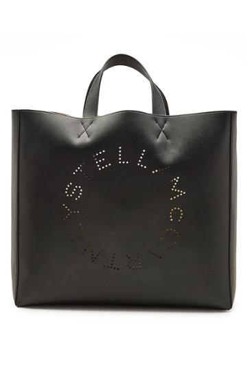 Stella Mccartney Stella Mccartney Logo Shopper