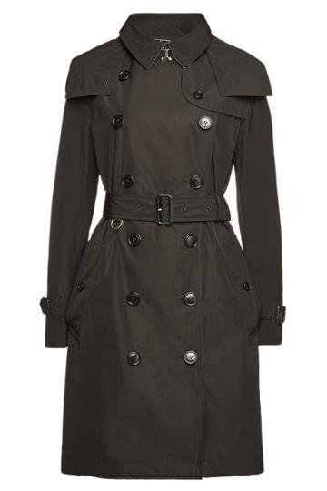 Burberry Burberry Kensington Hd Trench Coat