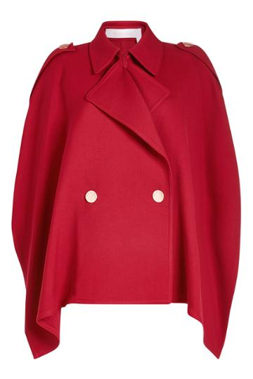 See By Chloé See By Chloé Trench Cape With Cotton