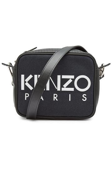 Kenzo Kenzo Embellished Shoulder Bag