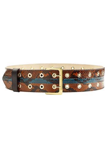 Burberry Burberry Leather Belt
