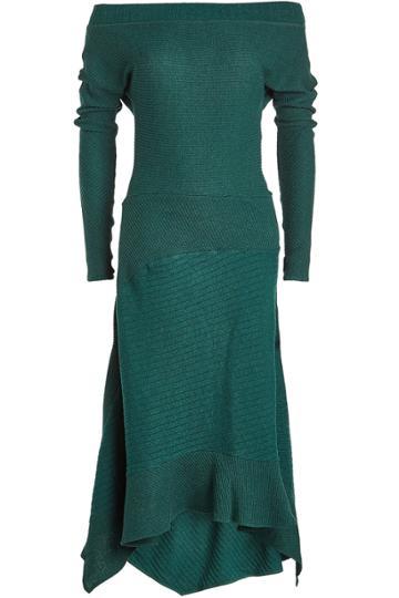 Paco Rabanne Paco Rabanne Virgin Wool Dress