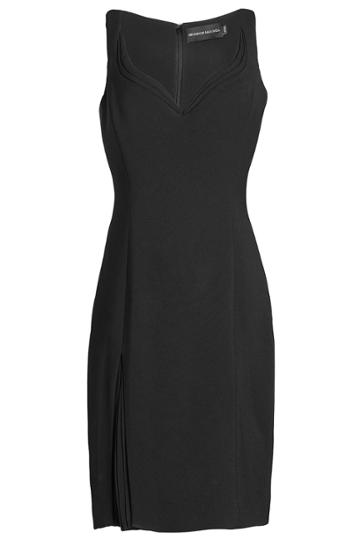 Brandon Maxwell Brandon Maxwell Dress With Pleats