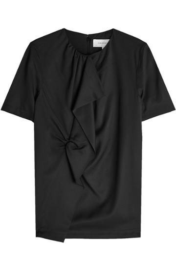 Carven Carven Draped Top