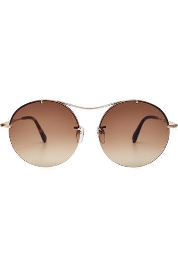 Tom Ford Tom Ford Round Sunglasses
