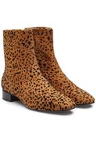 Rag & Bone Rag & Bone Aslen Animal Print Ankle Boots