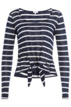 Splendid Splendid Striped Jersey Top