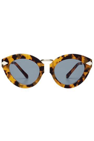 Karen Walker Karen Walker Lunar Flowerpatch Sunglasses