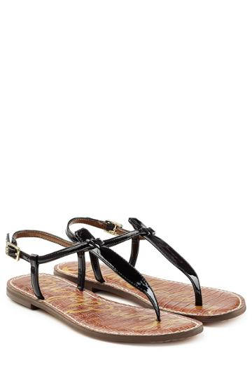 Sam Edelman Sam Edelman Patent Leather Sandals