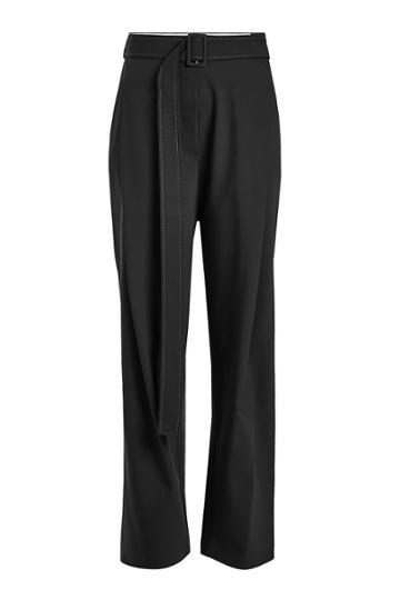 Ellery Ellery Kool Aid Manstyle Pleat Pants With Wool