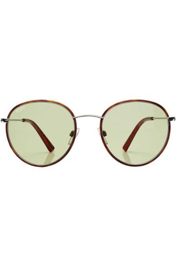 Tod's Tod's Round Sunglasses - Brown