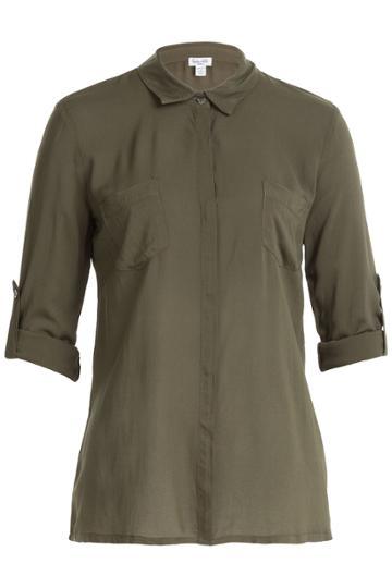 Splendid Splendid Tailored Blouse