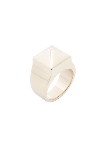 Valentino Valentino Platinum Ring