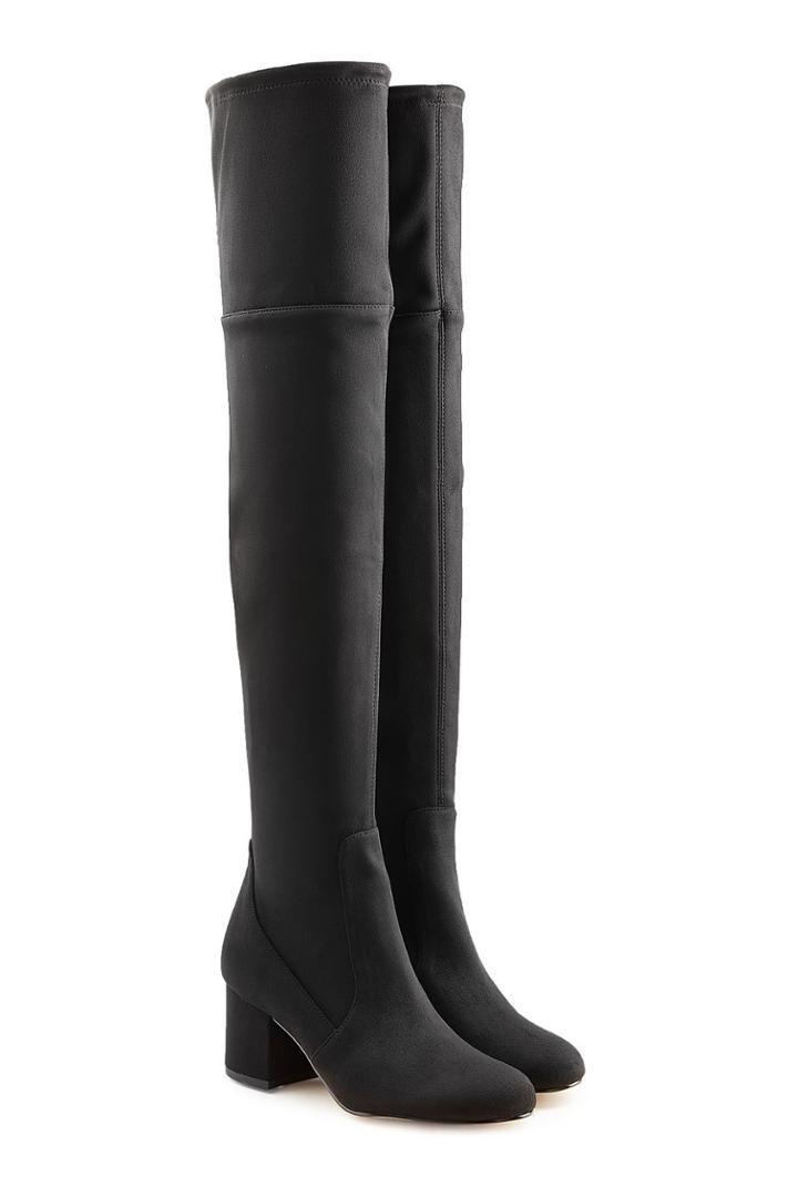 Sam Edelman Sam Edelman Verona Thigh-high Suede Boots