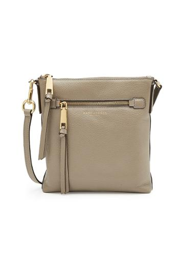 Marc Jacobs Marc Jacobs Leather Crossbody Bag