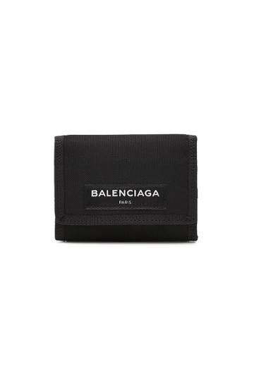 Balenciaga Balenciaga Fabric Wallet