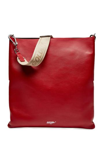 Golden Goose Deluxe Brand Golden Goose Deluxe Brand The Carry Over Hobo Leather Tote