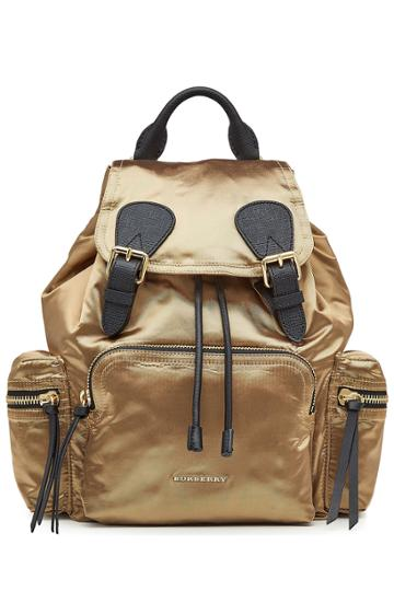 Burberry Burberry Satin Backpack
