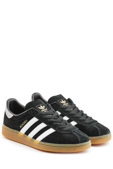 Adidas Originals Adidas Originals München Suede Sneakers