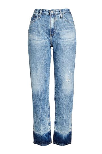 Adriano Goldschmied Adriano Goldschmied Distressed High Waisted Jeans