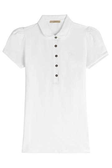 Burberry Brit Burberry Brit Cotton Polo Shirt