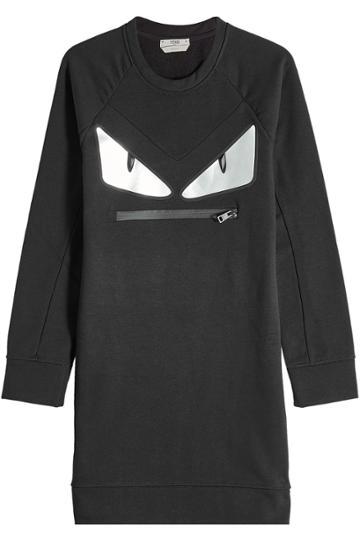 Fendi Fendi Sweatshirt With Eyes