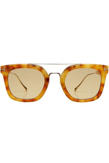 Tom Ford Tom Ford Square Sunglasses