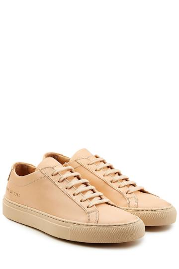 Common Projects Common Projects Leather Sneakers