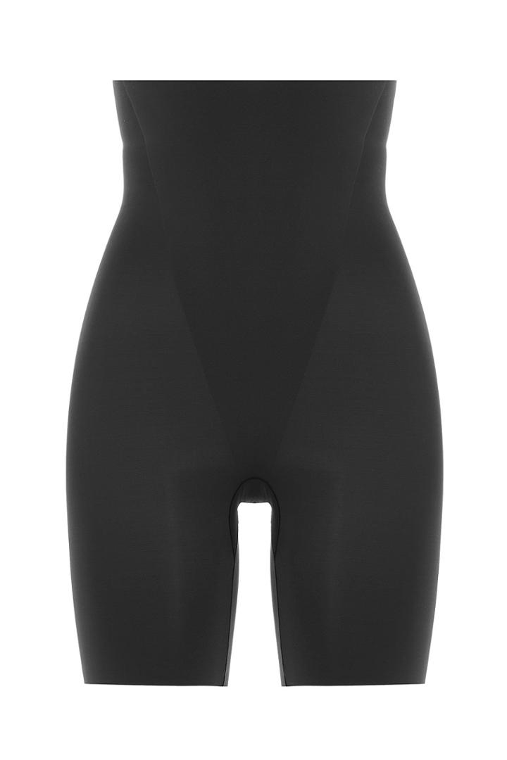 Spanx Spanx Trust Your Thinstincts Mid-thigh High-waisted Shorts