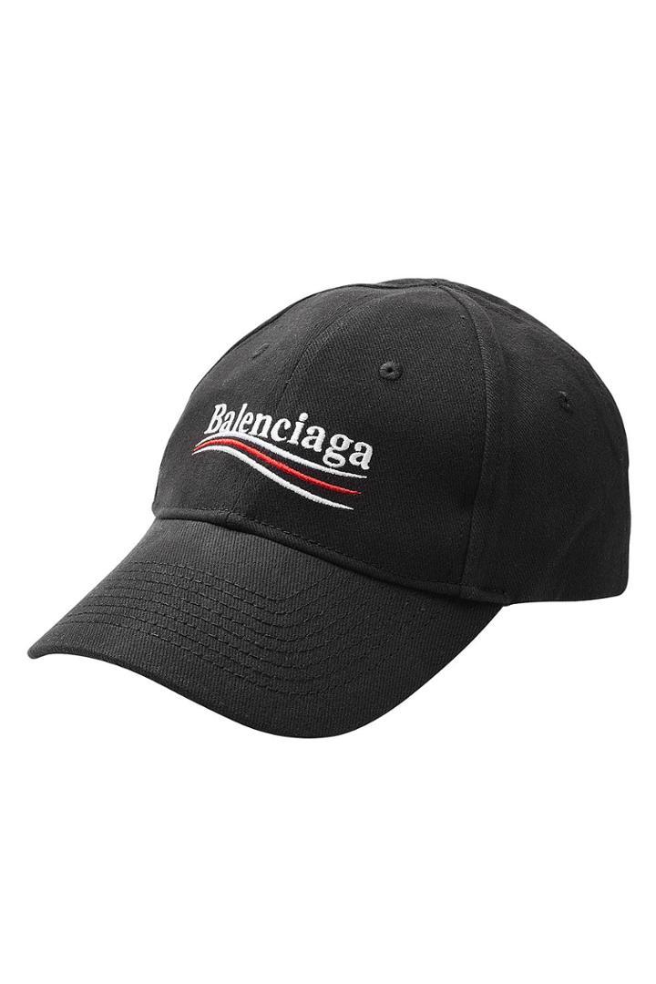4f14bd8f2f85b Balenciaga Balenciaga Political Baseball Cap