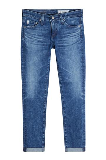 Adriano Goldschmied Adriano Goldschmied Rolled Up Crop Jeans