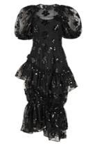 Simone Rocha Simone Rocha Tulle Dress With Sequins