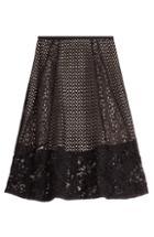 See By Chlo Crochet Skirt