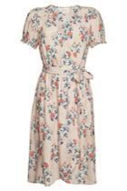 Velvet Velvet Printed Wrap Dress