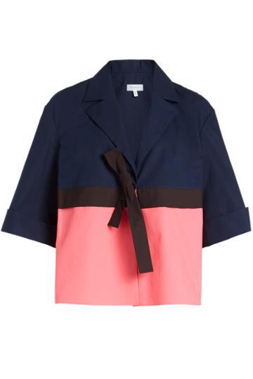 Delpozo Delpozo Cotton Jacket