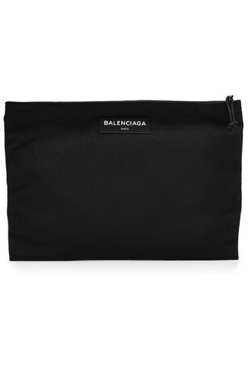Balenciaga Balenciaga Fabric Pouch