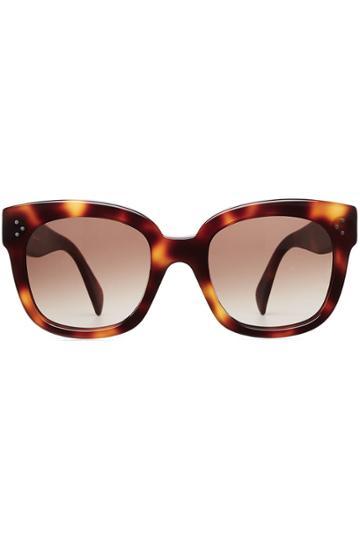 Céline Eyewear Céline Eyewear New Audrey Sunglasses - None