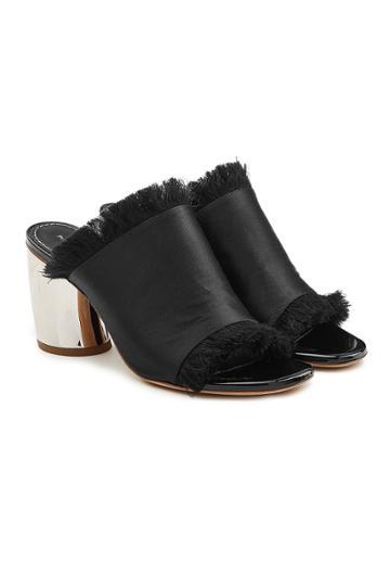 Proenza Schouler Proenza Schouler Satin Sandals