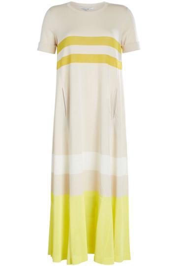 Agnona Agnona Striped Dress