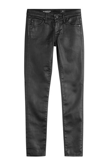 Adriano Goldschmied Adriano Goldschmied Coated Skinny Jeans - Blue