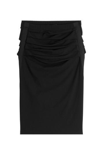 Donna Karan Donna Karan Wool Pencil Skirt