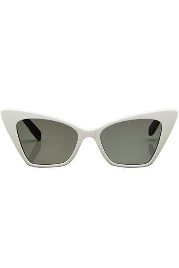 Saint Laurent Saint Laurent Victoire Sunglasses